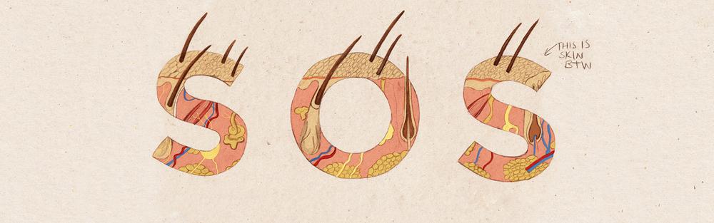 Kelly Thompson Illustration blog rationale Skincare
