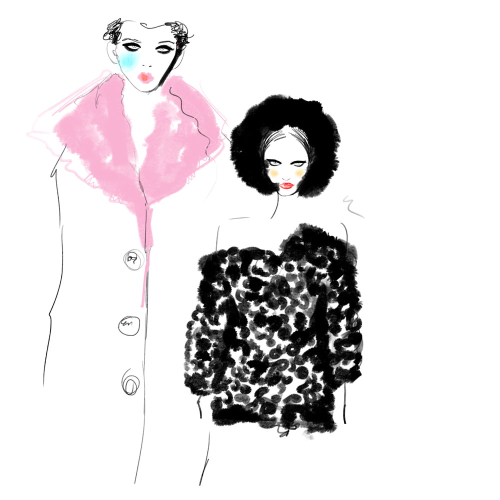 Kelly Thompson fashion illustration www.kellythompsoncreative.com