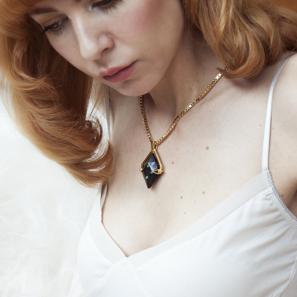 Kelly Thompson blog Melbourne, Cathy Pope jewellery