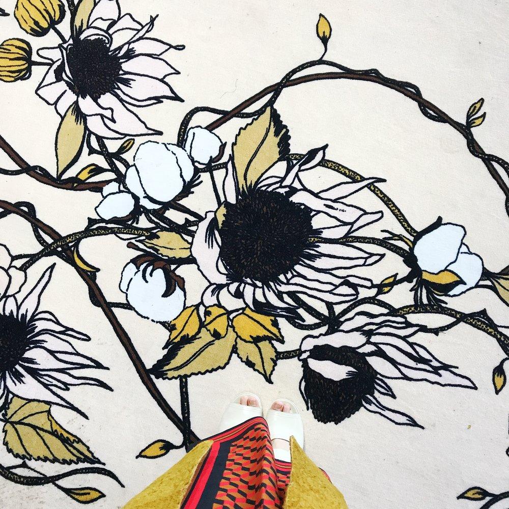 Kelly Thompson illustrations for Wynn Hamlyn Seasons 2018 www.kellythompsoncreative.com