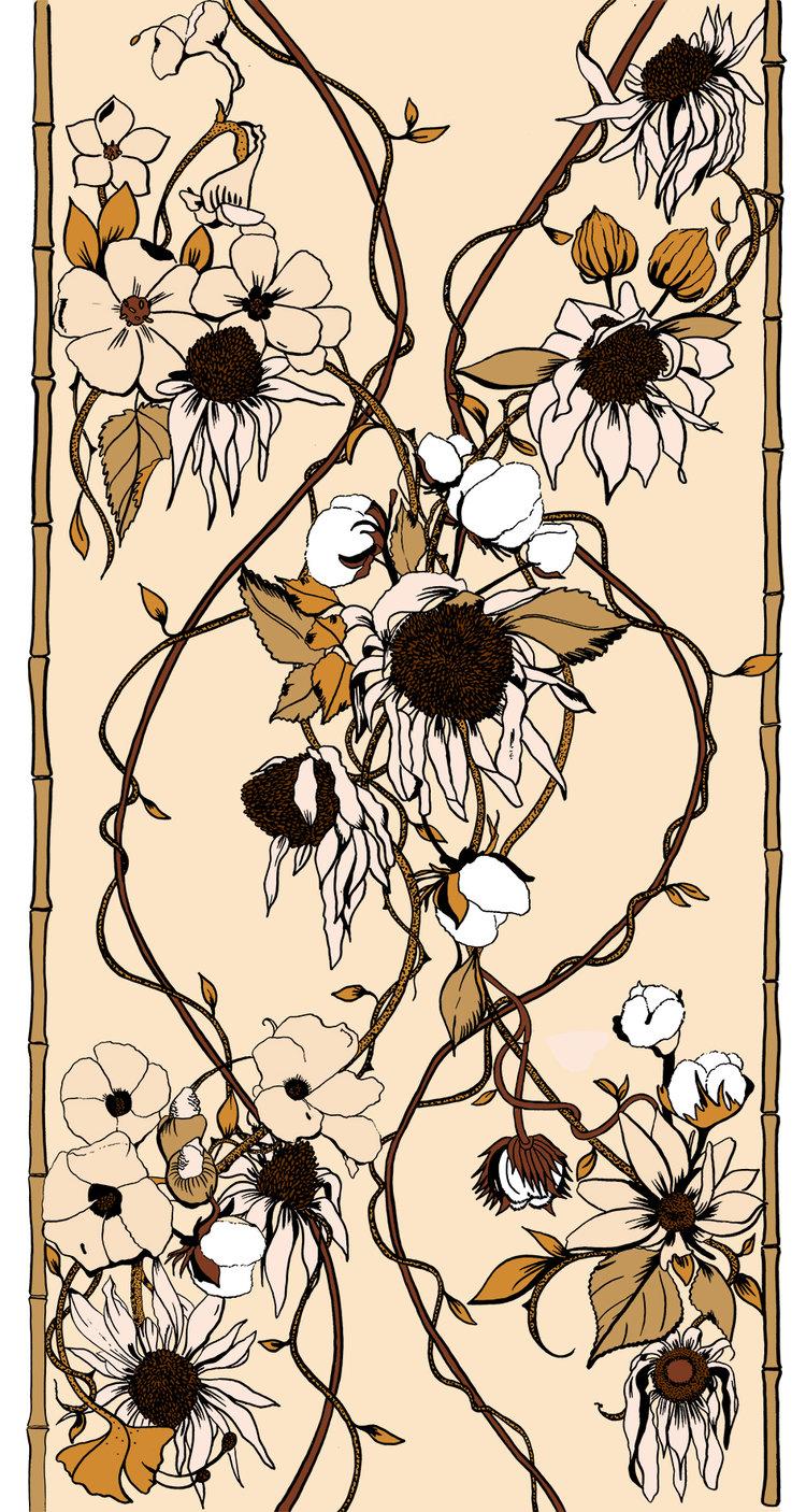 Kelly Thompson Wynn Hamlyn textiles