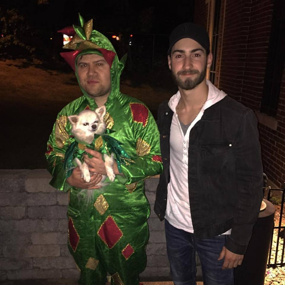 Piff the Magic Dragon (Magician)