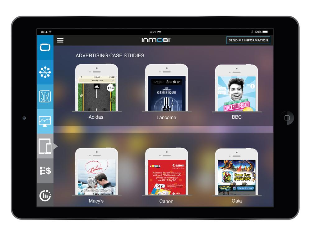 iPad Sales Tool - Advertise
