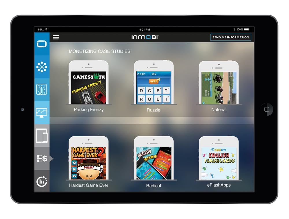 iPad Sales Tool - Monetize