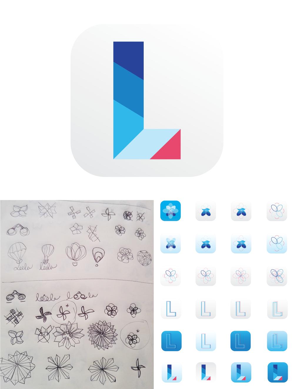 Leela Podcast & Discovery App icon