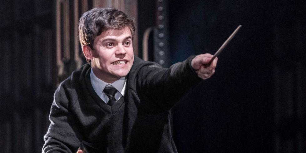 """Albus Severus: """"NYYYYYAAAAAAAAAHHHH!"""""""