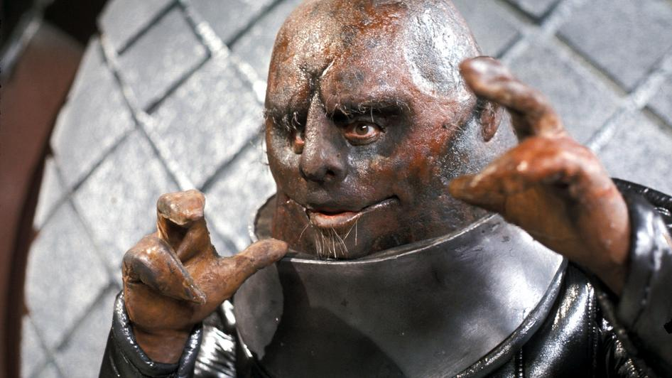 Sontarans are supposedly the prime warrior race of the galaxy. The Doctor calls them potatoes, and so should you.
