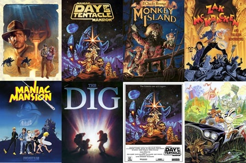 LucasArts...The Glory Days.