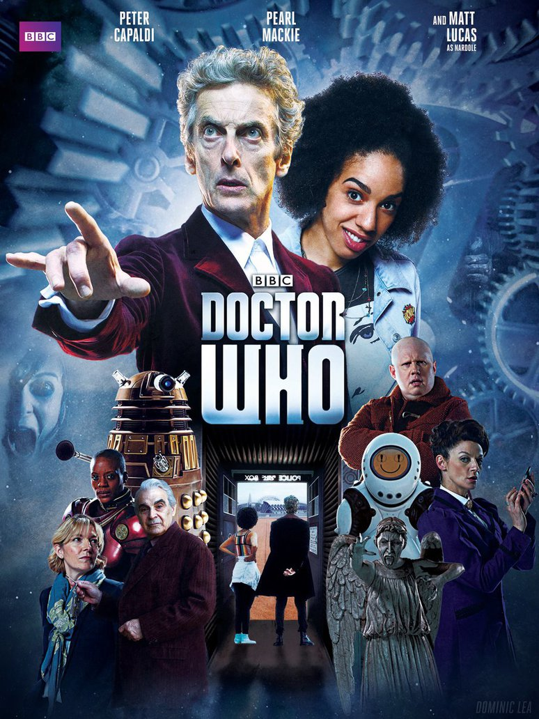 The Time Lord from Gallifrey is back, after being off the screen for 16 months (other than Christmas specials), and in red velvet no less!