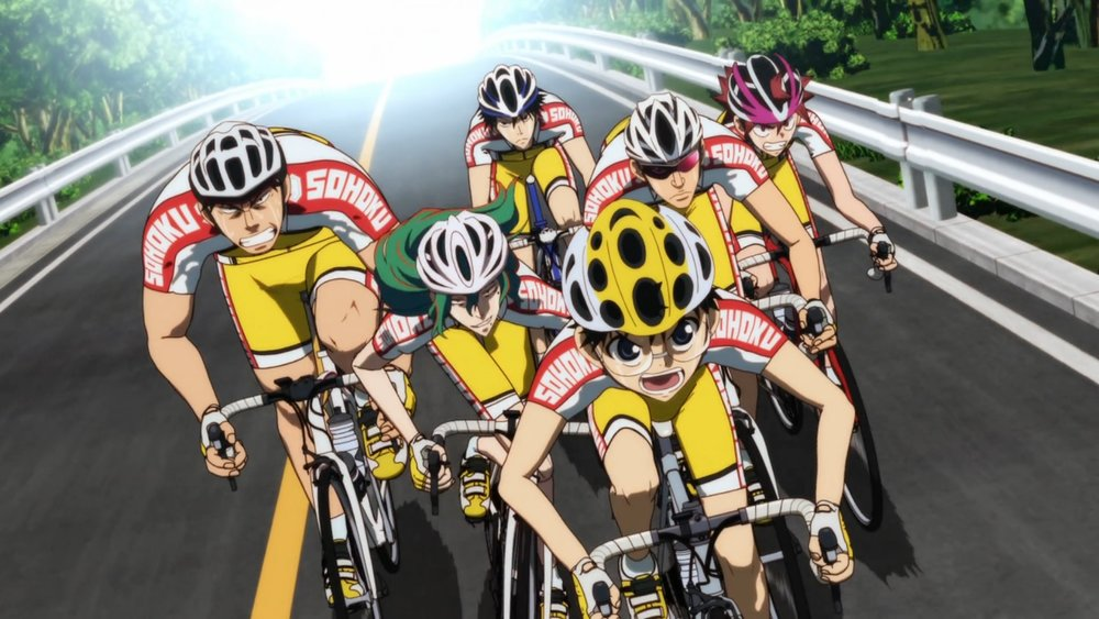 Yowamushi Pedal - Very Animated with Siddhant Mehta