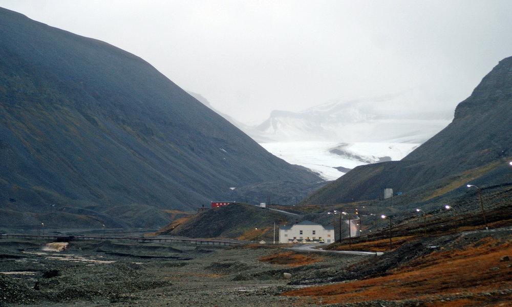 Huset, Svalbard