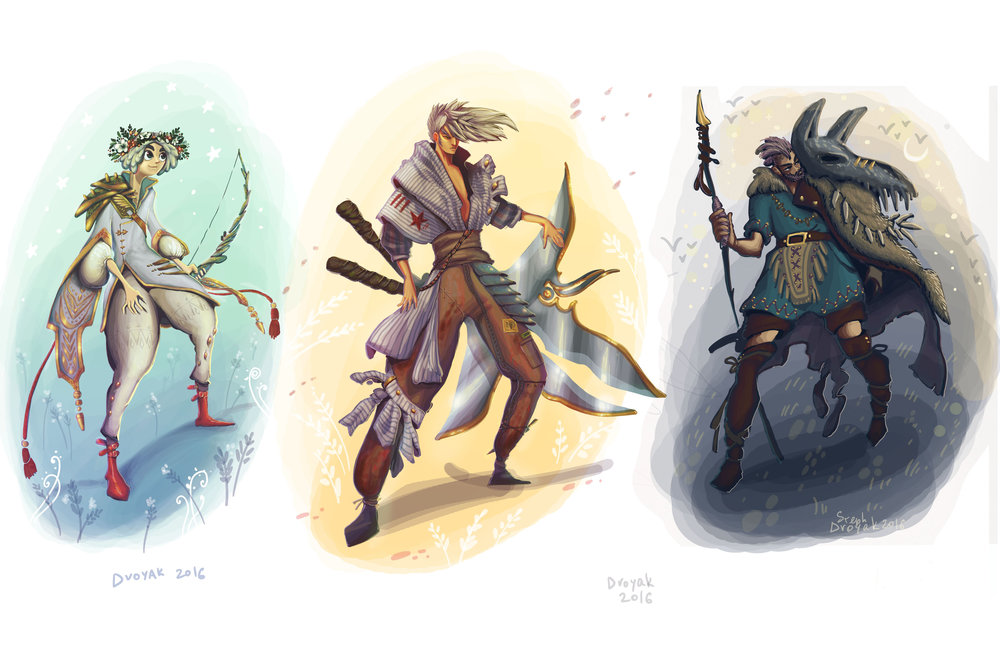 Characters2_By_Steph_Dvoyak