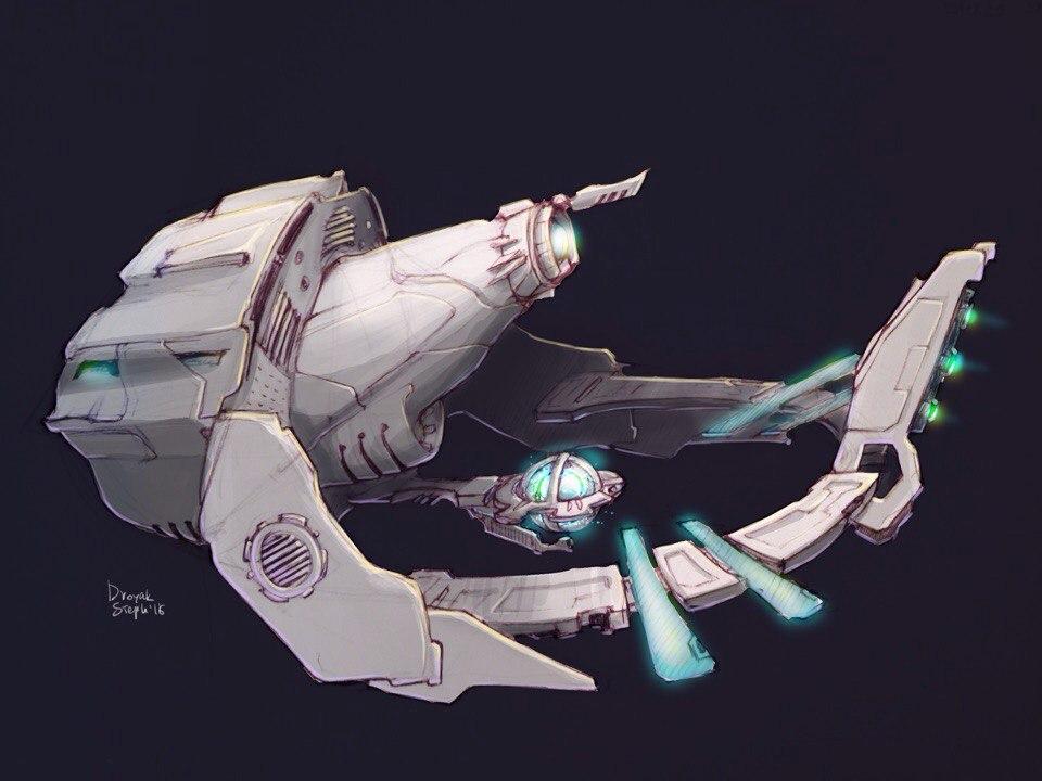 Spaceship deisgn