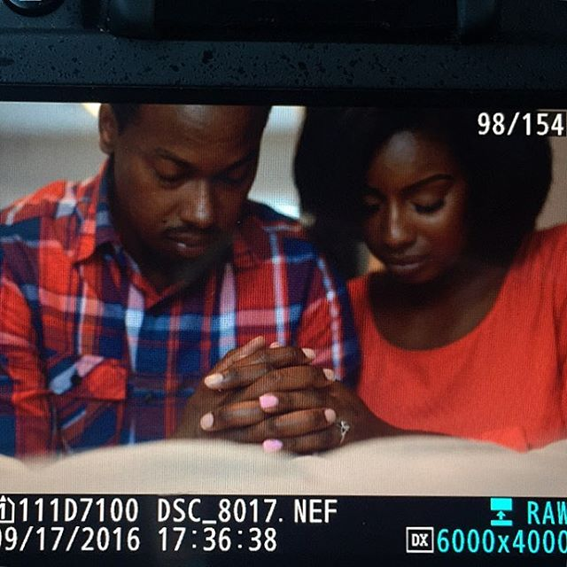 Just finished this adorable #firsthome slash #engagementsession with the lovely @brisboucakes and her fiancé! Couldn't wait to share so here's a #backofcamera preview 📸 #prayer #praying