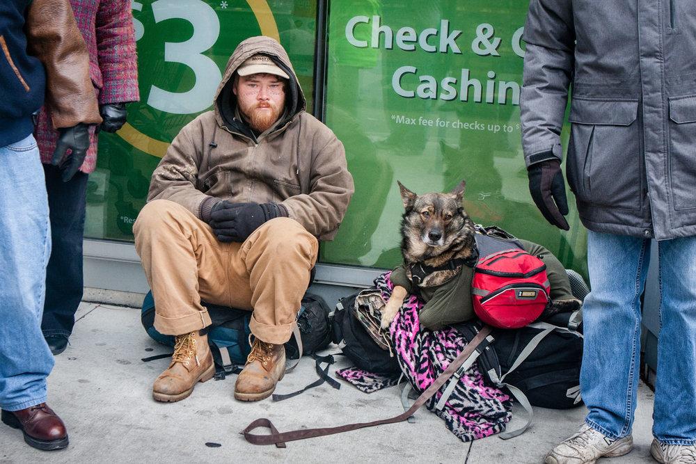 """De tidligere """"industribyene"""" i USA har det siste tiåret fått en forverret situasjon med sosial nød og stor arbeidsledighet.  Foto:©Marie Kanger Born /Shutterstock.com"""