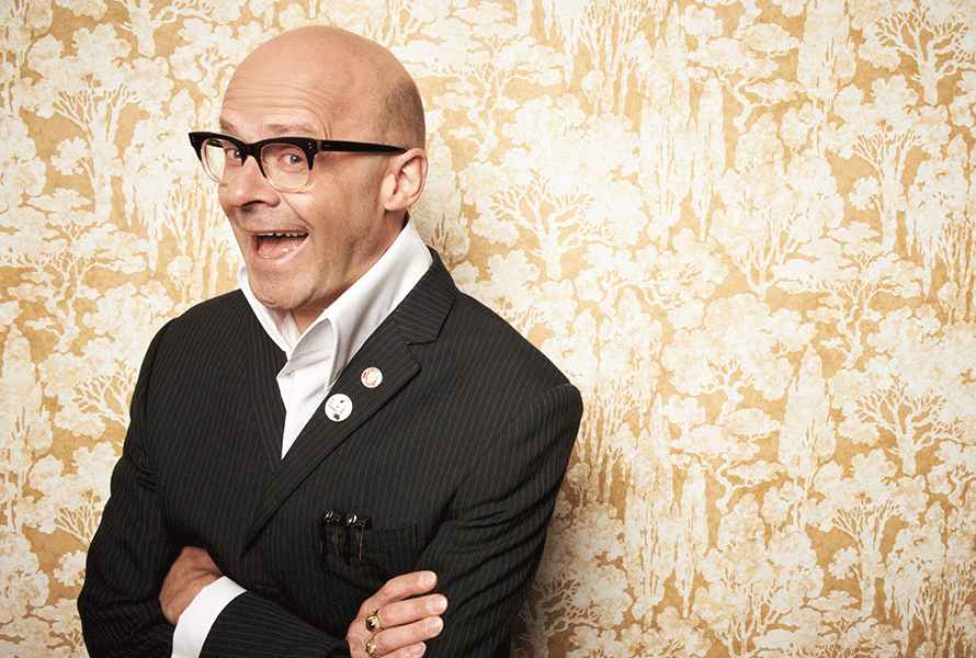 Live Publicity: Harry Hill