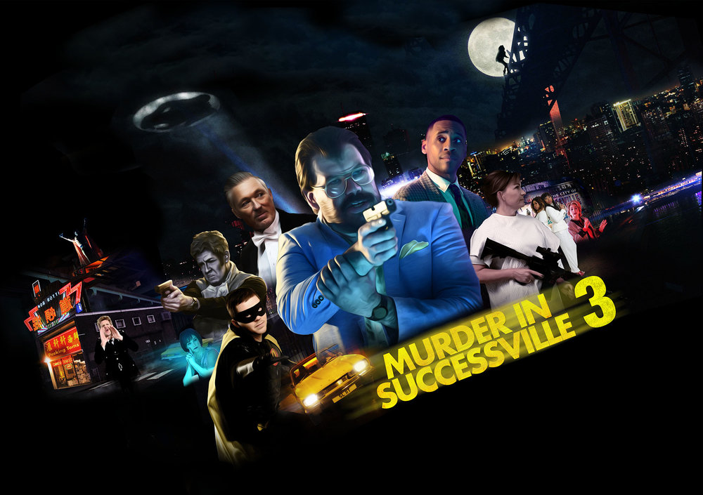 Murder in Successville - Tiger Aspect/BBC Three
