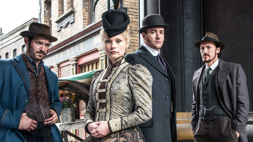 Ripper Street - Tiger Aspect/BBC Two