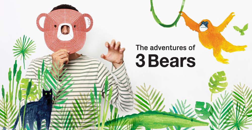 The Adventurers of 3 Bears - Banner.jpg