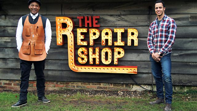The Repair Shop Online Session Drummer