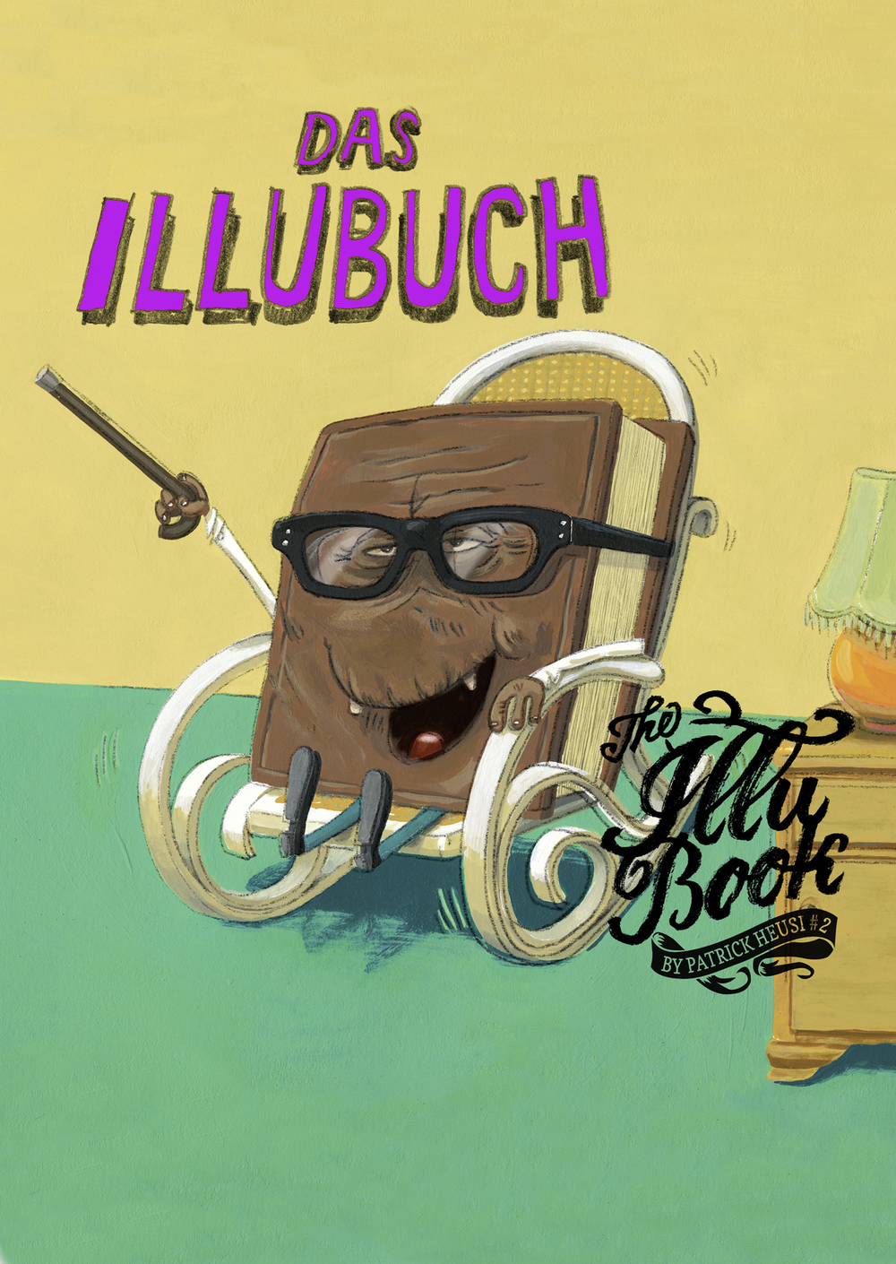 Cover Illubuch Nr. 2