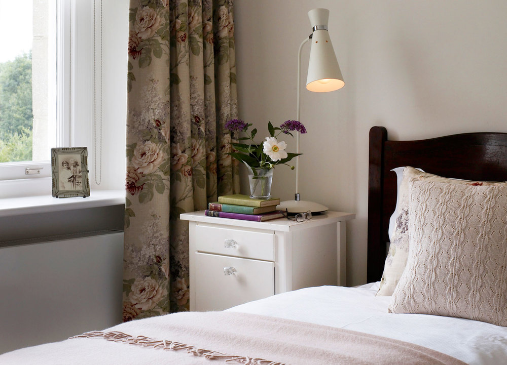 Jill Scholes Interior Design, Oxfordshire Country House, bedroom