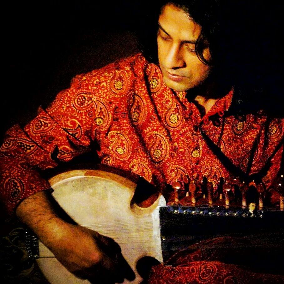 Ameen Ali Khan - 3 Arts La'Olam .JPG