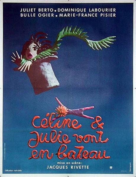 《塞琳和朱莉出航记》1975