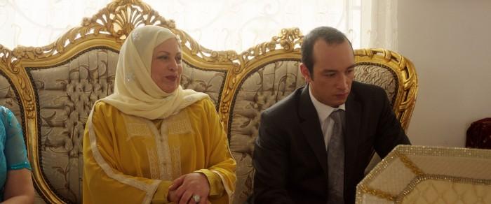 主人公赫迪和他的母亲