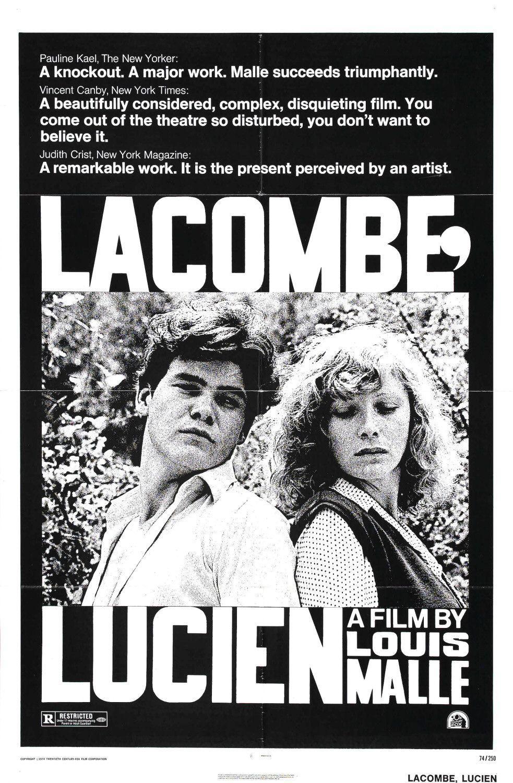 《拉孔布·吕西安》海报