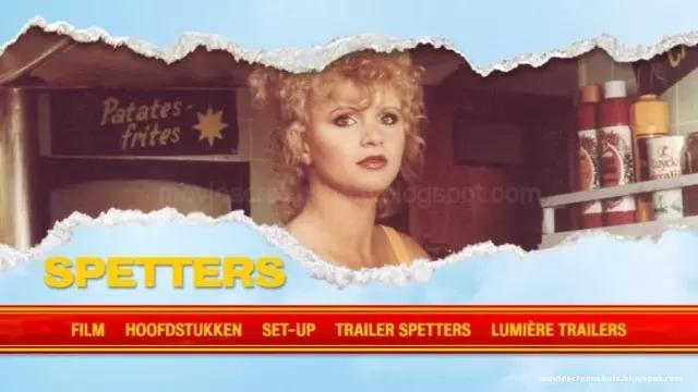 绝命飞轮 Spetters (1980)