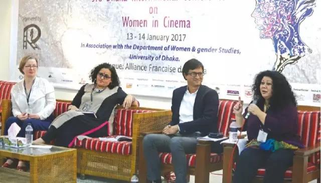 "Alin Tasciyan参加""电影中的女性""学术研讨活动"