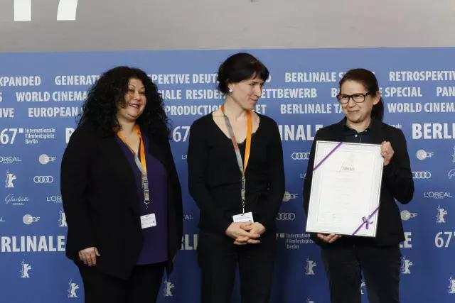 第67届柏林电影节费比西奖获得者《肉与灵》