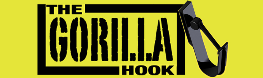 The Gorilla Hook | Cordless Drill Gun Belt Holster