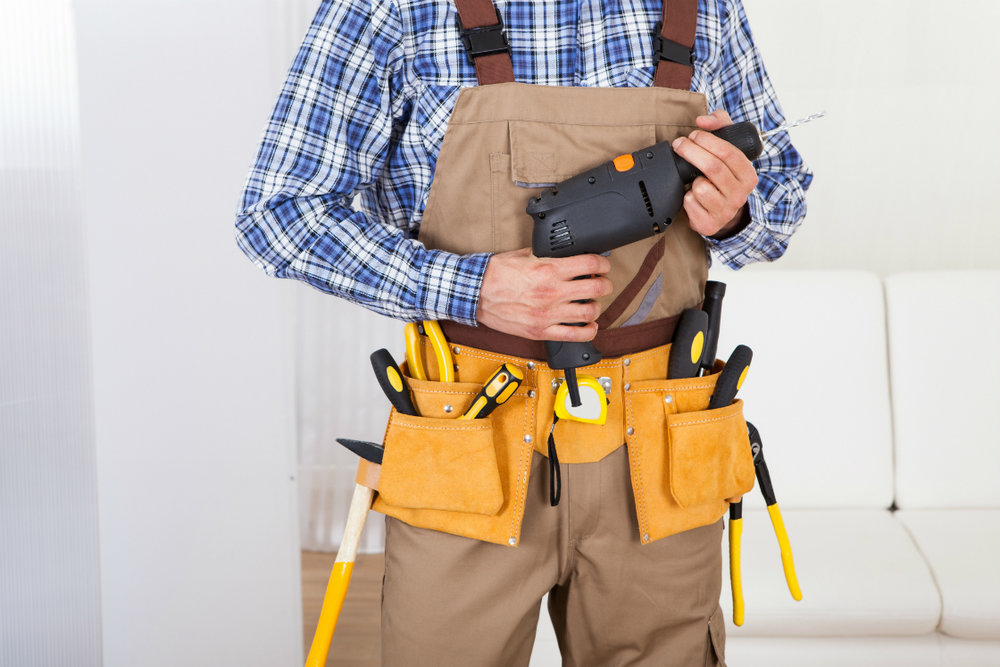 Styles of Tool Belt Holsters for Contractors and Tradesmen