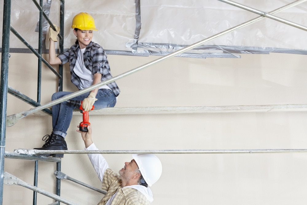 5 Benefits of Using a Scaffolding Impact Drill