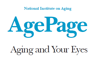 NIA: Aging and Your Eyes