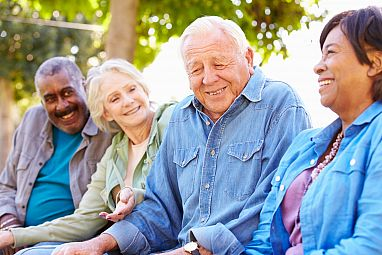 Redefining health and well-being in older adults
