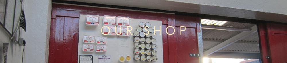 Lakenham Creamery Our shop