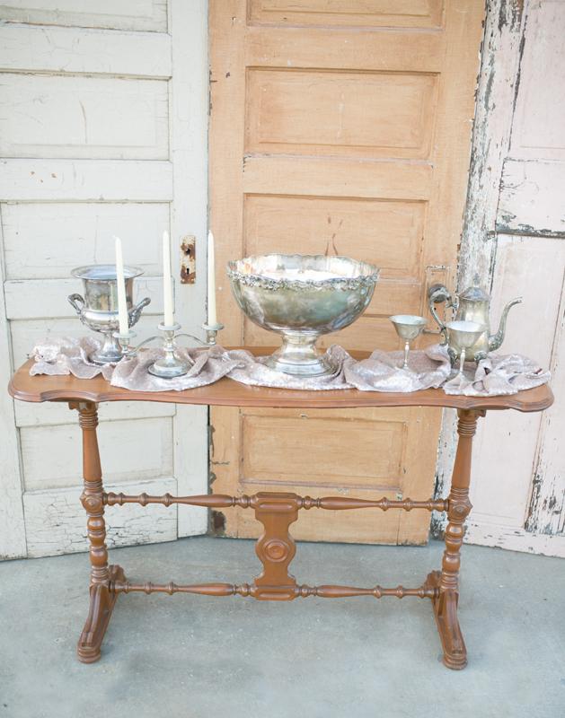 Silver Pieces~Rental $4-30 each