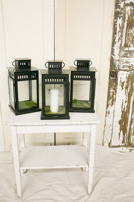 Black Lanterns~Rental $25 each