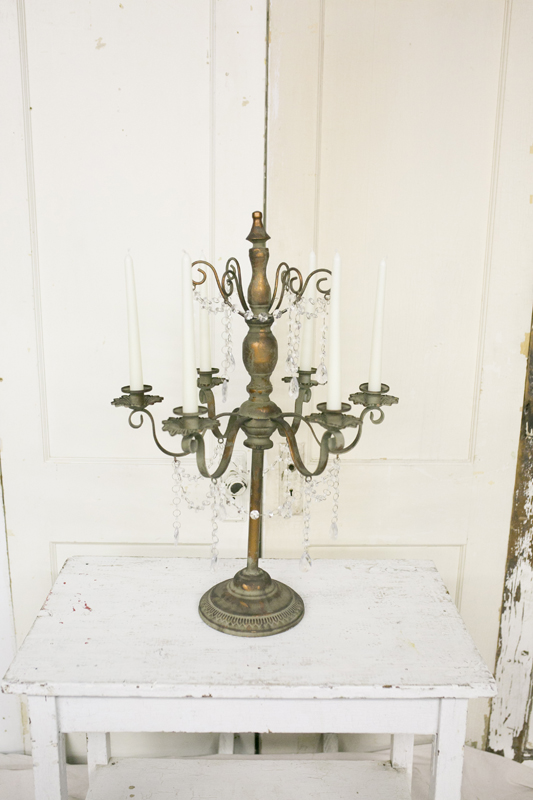 Candelabras~Rental $25 each