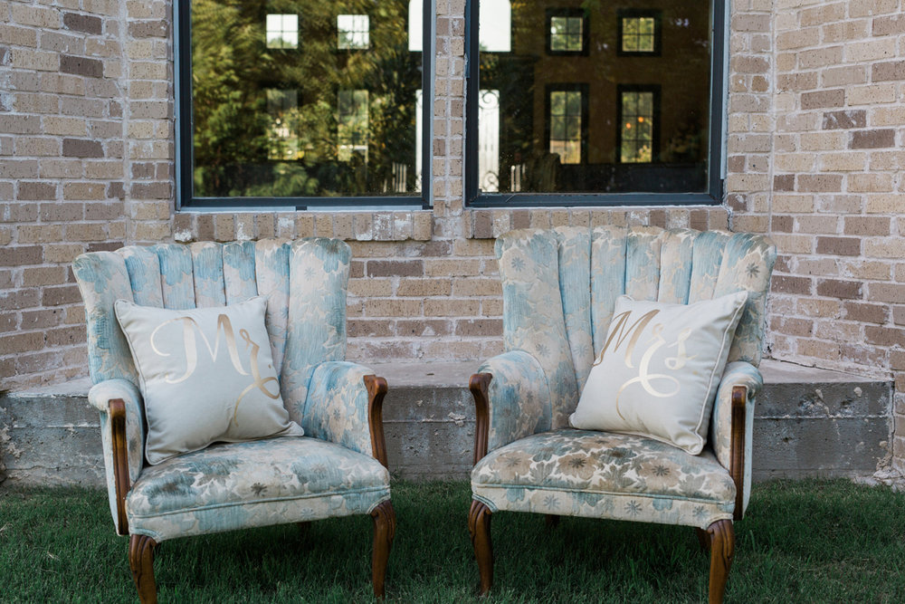 Soft Floral Chairs~Rental $35 each