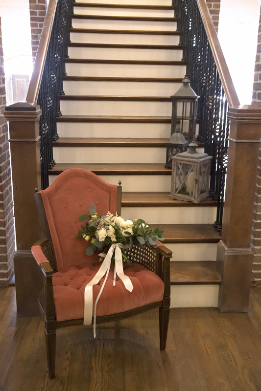 Pink Cane Chair~Rental $25