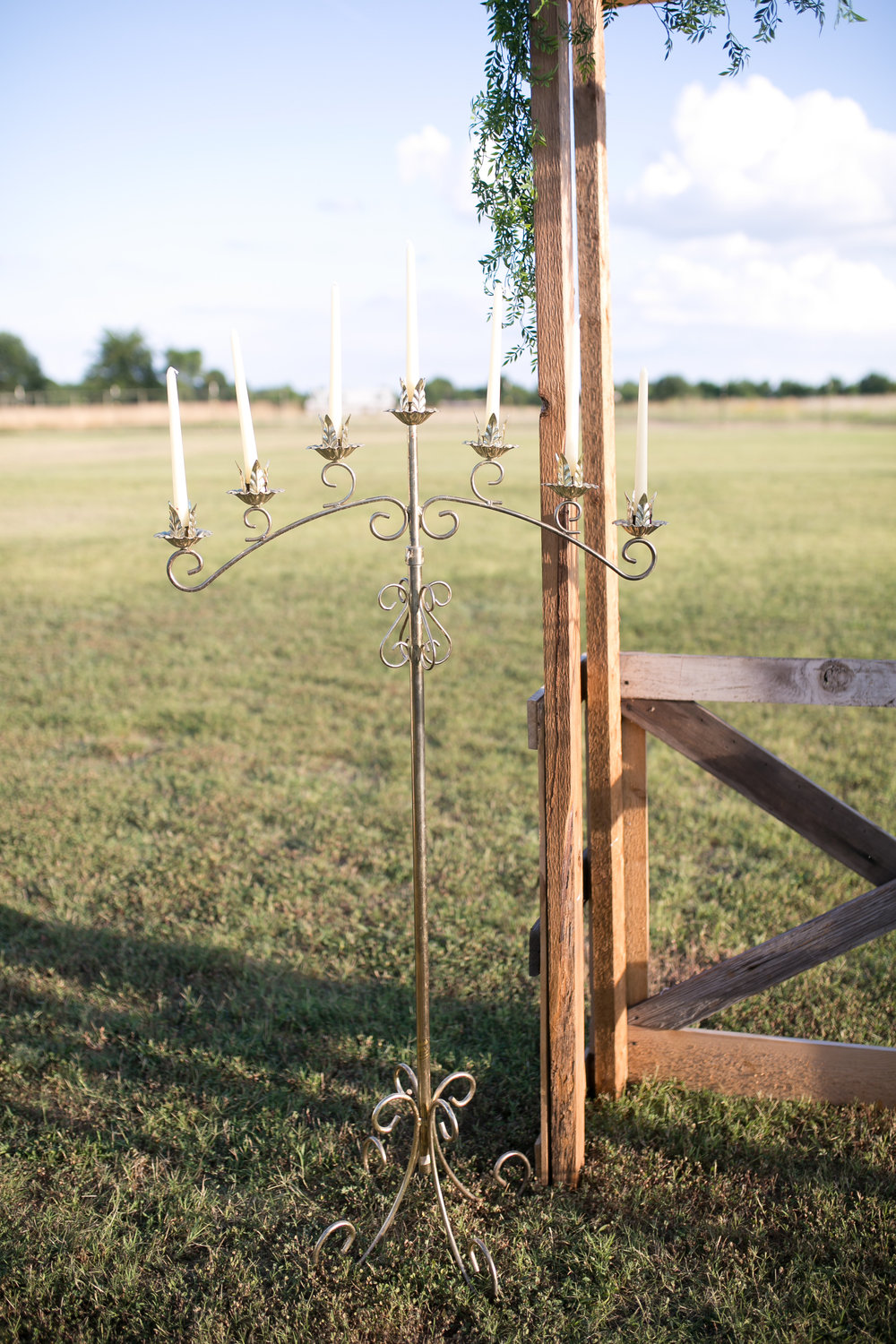 Large Candelabras~Rental $20 each