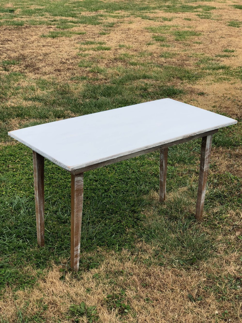 Rustic Wood Table~Rental $25