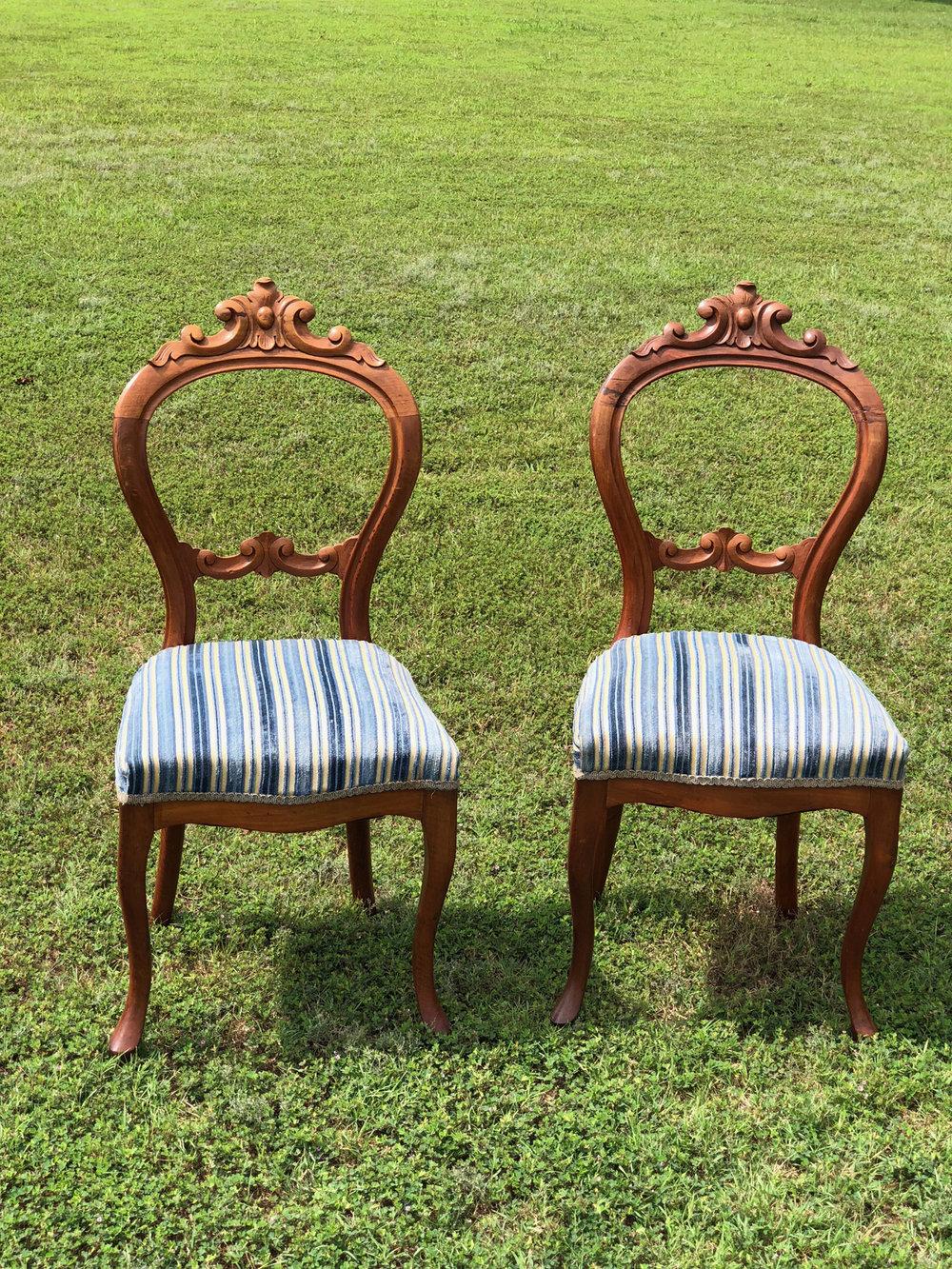 Charleston Chairs~Rental $25 each