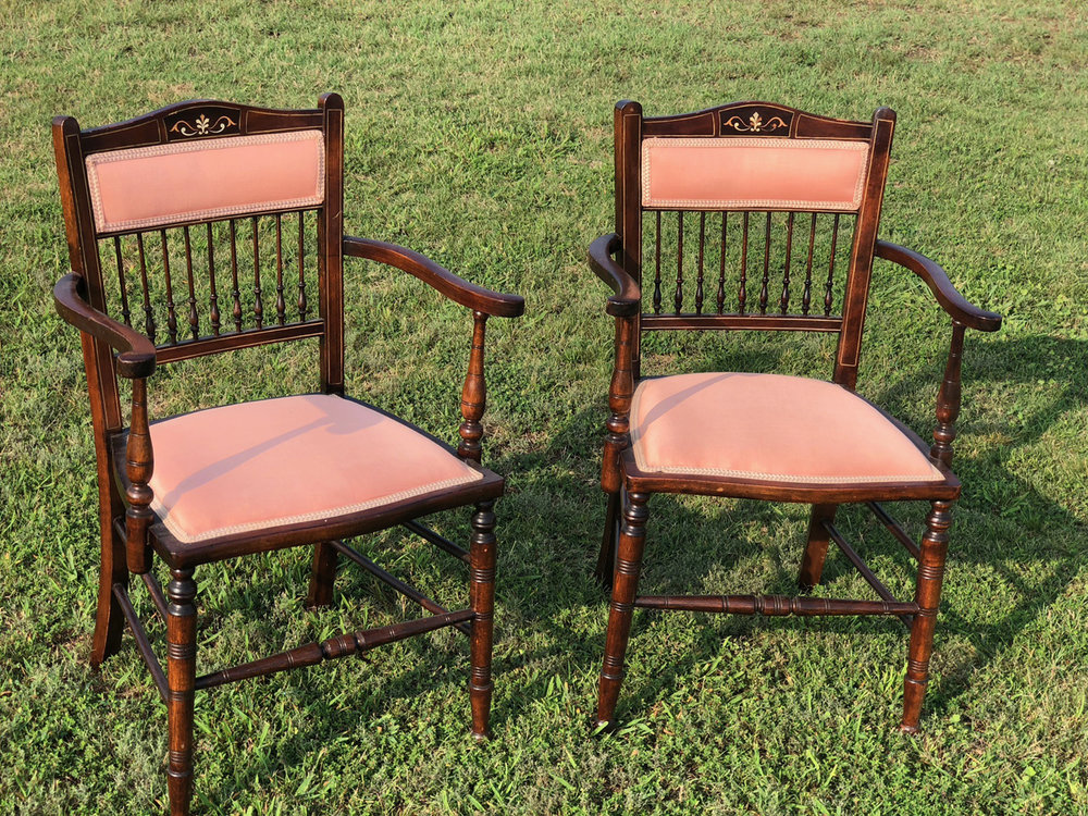Sara Chairs~$25 each
