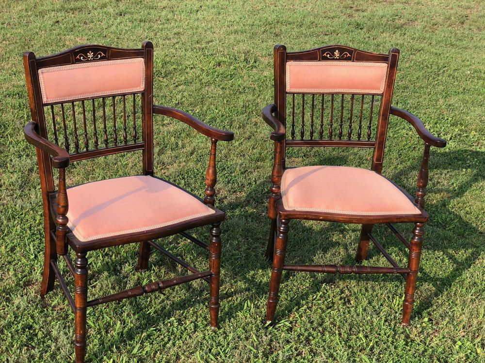 Sara Chairs~Rental $25 each