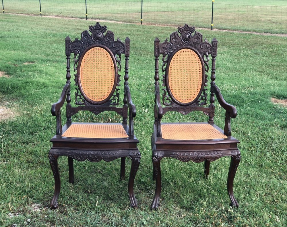 Boho Chairs~$35 each